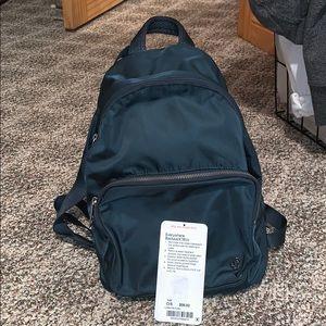 NWT mini backpack